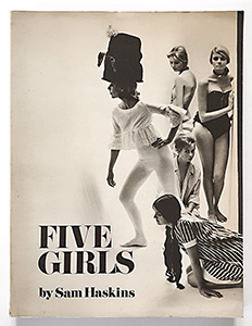 BOOKS: Sam HASKINS 'Five Girls'