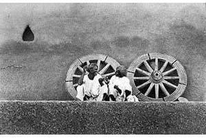 Das Endlose Rad, Fotografie aus Indien