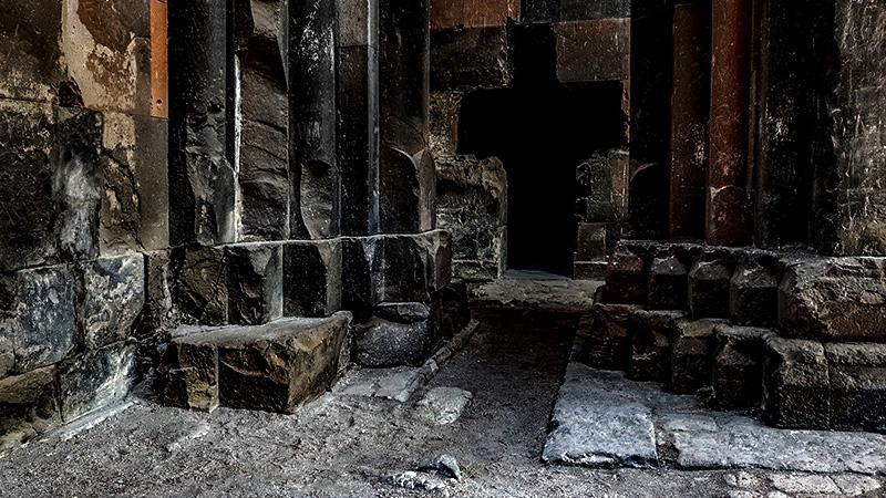 TURKEY: 'ANI' excavation site -
