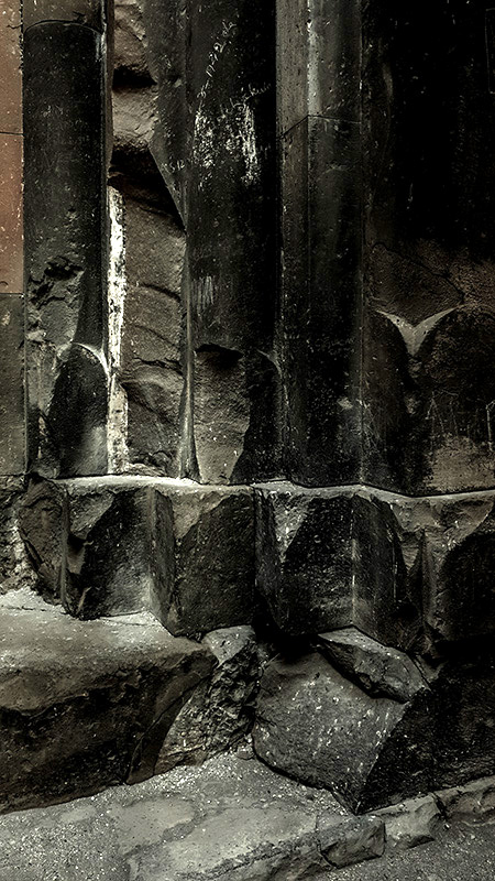 TURKEY: ANI excavation site -inside the Cathedral I