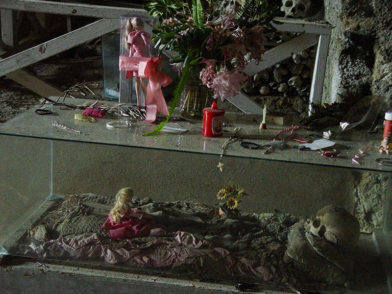 cimitero delle Fontanelle, Naples