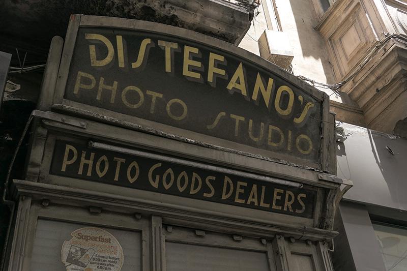 Di Stefano's Photostudio, Malta