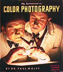 My experiences in colour photography'