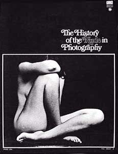 'History of the nude in photography' -Peter LACEY, Corgi books, 1969
