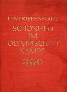 Schönheit im Olympischen Kampf -Leni RIEFENSTAHL