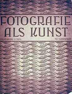 Fotografie als Kunst 1904 Het Landschap