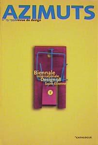 Azimuts', revue de design 15/1998