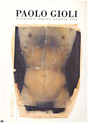 Paolo Gioli fotografie, dipinti, grafica, film